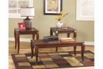 Ashley Mattie Living Room Table Group