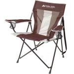 Ozark Trail Tension Camp Chair BROWN QC1734