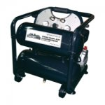 4 GALLON TWIN TANK AIR COMPRESSOR