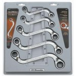 S REVERSIBLE GEARWRENCH 5PC