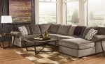 Jessa Place Dune Sectional Living Room Set