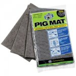 PIG Universal Med Weight Absorbent Mat Pack (3 pk)
