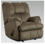 Moab Grey Rocker Recliner