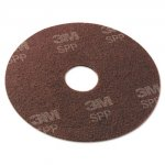 "Surface Preparation Pad, 18"", Maroon, 10/Carton"