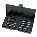 8 PC GEAR DRIVER FRACT. NUT DRIVER SET