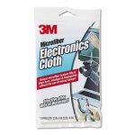 Microfiber Electronics Cleaning Cloth, 12 x 14, White