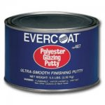 POLYESTER GLAZING PUTTY 32 OZ