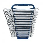GEARWRENCH FLEX HEAD METRIC COMB 12PC SET