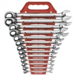 GEARWRENCH SET 13PC SAE REVERSIBLE