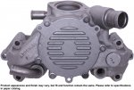 Cardone Industries 58-472 Engine Water Pump