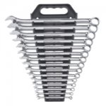 15PC COMBINATION WRENCH SET SAE