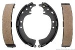 Semi-Metallic Bonded Brake Shoe