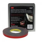 FOAM DOUBLE SIDED TAPE 1/2 X 20YD (BLACK)