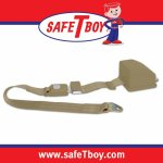 2pt Camel Retractable Standard buckle - Each