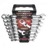SAE XL LOCKING FLEX GEARWRENCH SET