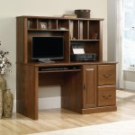 Sauder Orchard Hills 59 in. Computer Desk with Hutch