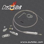 AutoLoc GM 700-R4 Kick Down Cable Kit