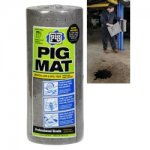 "PIG Universal Light-Wt Abs Mat Roll - 15"" x 50'"""