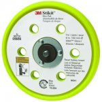 "DISC PADS-LOW PROFILE DUST FREE STIKIT 6"" 10/CASE"