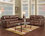 Tuscon Sable Living Room Furniture Loveseat