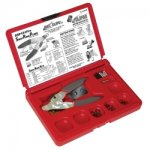 "Deluxe Snap Ring Tool Kit for 1/4""; 3/8"" & 1/2"""