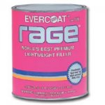 RAGE BODY FILLER - GALLON