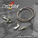 AutoLoc Ford C-4 Kick Down Cable Kit