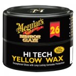 WAX HI-TECH YELLOW