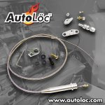 AutoLoc GM TH-350 Kick Down Cable Kit
