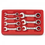 GEARWRENCH STUBBY SET SAE 7PC