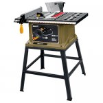 Rockwell RK7240.1 Shop Series 13 Amp 10 in. Table Saw with Leg S