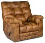 Padre Almond Chaise Rocker Recliner
