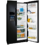 Crosley Side By Side Refrigerators 23 cu. ft. Model CRSH232PB