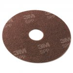 "Surface Preparation Pad, 13"", Maroon, 10/Carton"