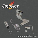 AutoLoc Throttle Cable Return Spring with Bracket