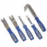 5-piece Upholstery Clip Remover Set