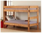 Simply Bunk Beds Twin/Twin Bunk Bed 702