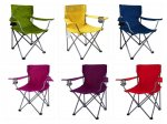 Portable Folding Outdoor Chair Camping Seat Picnic Beach Lawn *C
