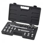 "PASS THRU 25PC 1/2"" SOCKET SET"