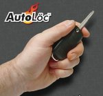 AutoLoc FlipKey Long Range Remote with Built In Key For Gen2 Rem