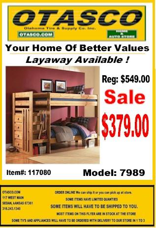 Bunk Bed Sale !