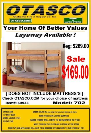 Flyer Bunk Bed Sales