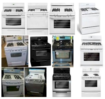 Gas Ranges
